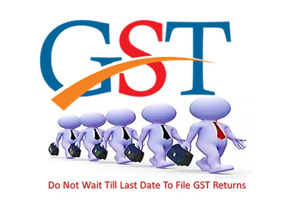 File GST Returns